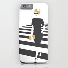 Zebra Walk iPhone 6 Slim Case