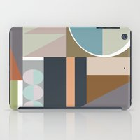 MCM Modestly Abstract iPad Case