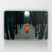 Woods Girl Laptop & iPad Skin