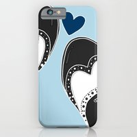 iPhone & iPod Case featuring Brogues love by HarrietAliceFox