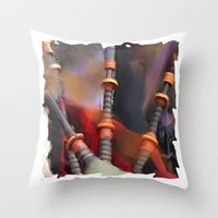 The Piper Throw Pillow
