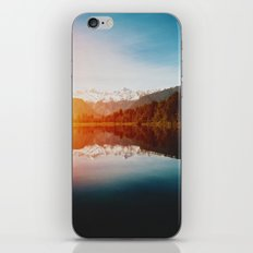 Lake Matheson iPhone & iPod Skin