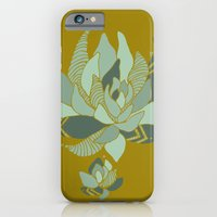 pattern succulent plant iPhone 6 Slim Case