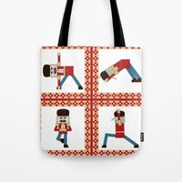 Nutcracker Zen Tote Bag