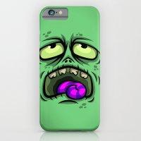 ZOMBIE HORROR iPhone 6 Slim Case