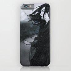 O mar eram nuvens iPhone 6 Slim Case