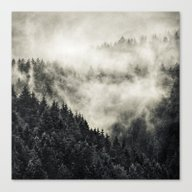 Canvas Print featuring In My Other World // Old… by Tordis Kayma