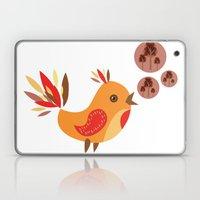Talking Bird Laptop & iPad Skin
