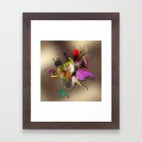 My O.V.N.I Framed Art Print