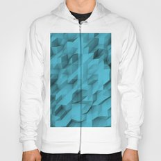 low poly texture Hoody