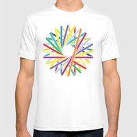 Iris - To Wear Mens Fitted Tee White SMALL