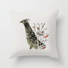 Gamebird Throw Pillow