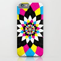 CMYK Argyle iPhone 6 Slim Case