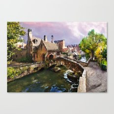 Magical Places Canvas Print