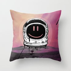 Astro Throw Pillow