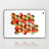 cubes, cubes and more cubes Laptop & iPad Skin
