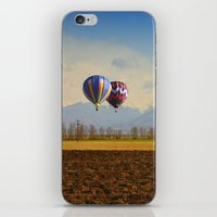 Surreal September iPhone & iPod Skin