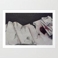 Educational Decompositio… Art Print