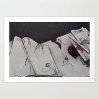 Educational Decomposition Art Print