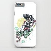 iPhone & iPod Case featuring livin la vida loca by Peter Kramar