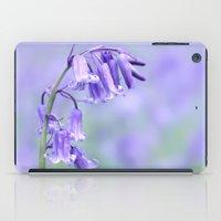 English Bluebell iPad Case