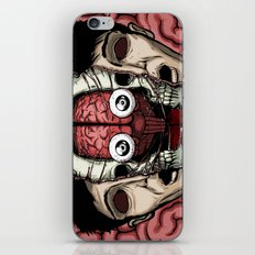 Expand your mind v.2 iPhone & iPod Skin