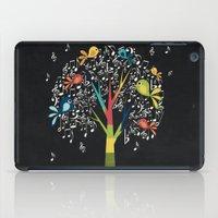 Song Birds iPad Case
