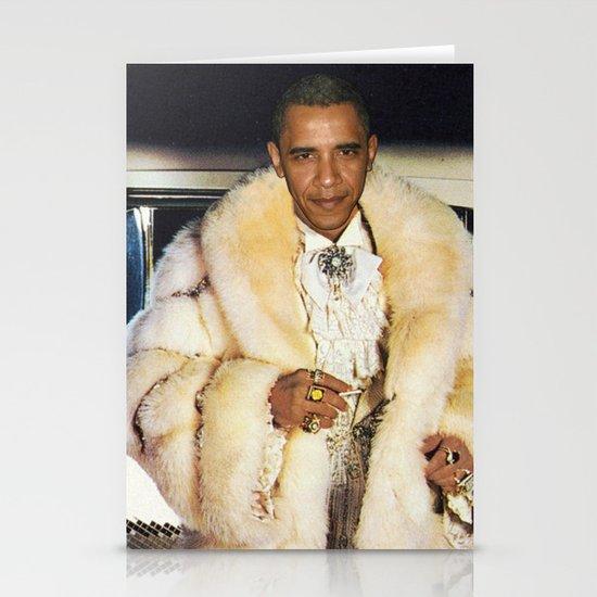 Fabulous Obama Stationery Card