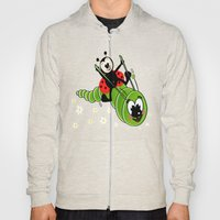 Ladybug and Caterpillar Hoody