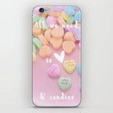 Candies iPhone & iPod Skin