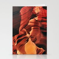 Curves. Low Antelope Can… Stationery Cards