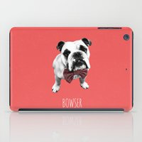 Red Bowser iPad Case