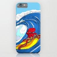 octosurfer iPhone 6 Slim Case