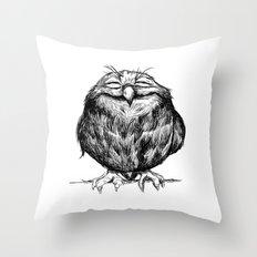 Owl Ball Throw Pillow