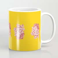 tridrangea Mug