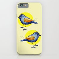 iPhone Cases featuring Birds by Fatima khayyat