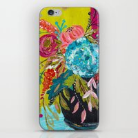 Bouquet Series No. 3 By … iPhone & iPod Skin