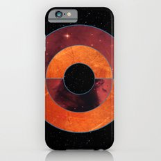 Abstract #204 THE BLACK … iPhone 6 Slim Case