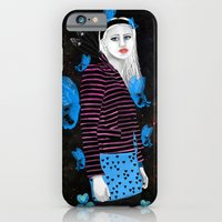 iPhone & iPod Case featuring Butterflies by Eveline