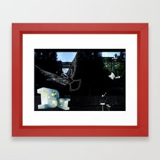 RRR Framed Art Print