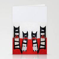 GoodluckGatti Stationery Cards