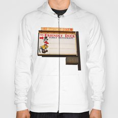 The Friendly Duck Restaurant Hoody