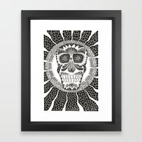 Sugar Framed Art Print