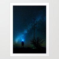 El Mirador, Guatemala Art Print