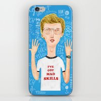 Napoleon, What Do You Th… iPhone & iPod Skin