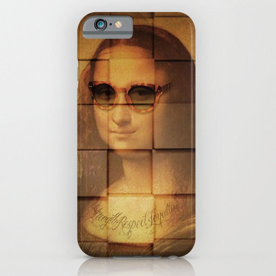 Strength - Respect - Loyalty  iPhone & iPod Case