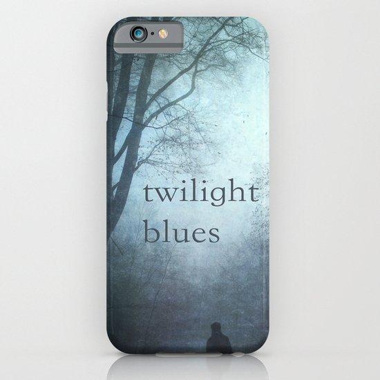 twilight blues iPhone & iPod Case