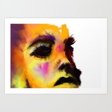 Gemini - Left Art Print
