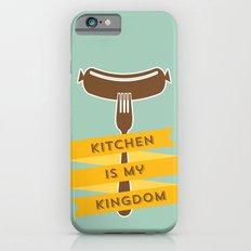kitchen kingdom iPhone 6 Slim Case