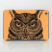 Warrior Owl 2 iPad Case
